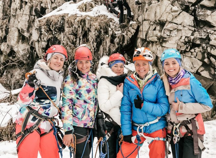 EXTREME WOMEN'S DAY WITH WHATANNAWEARS X #AZTORINEXPEDITION