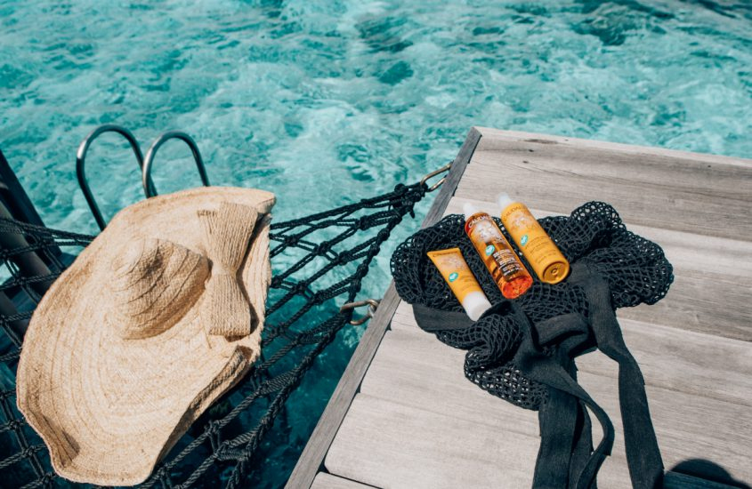 SUMMER MUST HAVE – NON TOXIC SUN PROTECTION FROM CAUDALIE